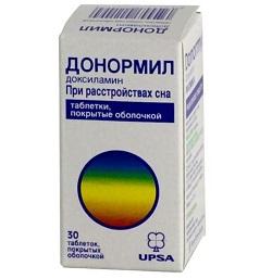 Donormil - ein Mittel gegen Schlaflosigkeit