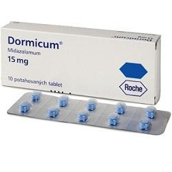 Dormikum Tabletten 15 mg