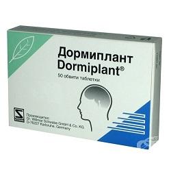 Dormiplant-Tabletten