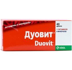 Vitamin- und Mineralstoffkomplex Duovit