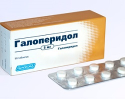 Haloperidol Tabletten 5 mg