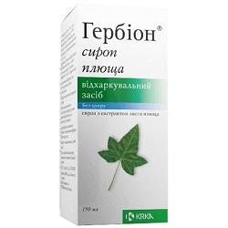Herbion Hustensaft Ivy Syrup