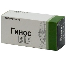Ginos Tabletten 40 mg