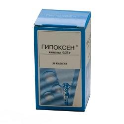 Kapseln Hypoxen 0,25 g