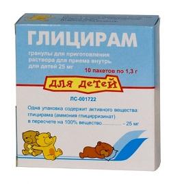 Glyciram für Kinder