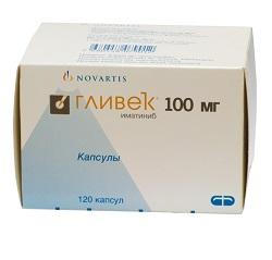 Glivec Kapseln 100 mg