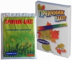 Senf Gipspackung - Hustenbonbons