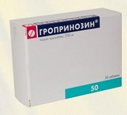 Antivirales Grosprinozin