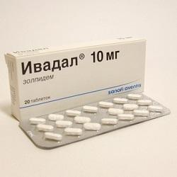 Ivadal Tabletten 10 mg