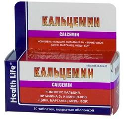 Calcemin Tabletten