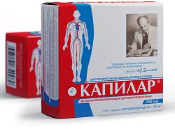 Capilar Tabletten