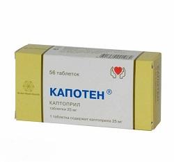 Tabletten Capoten