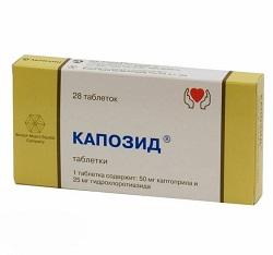Capozid Tabletten