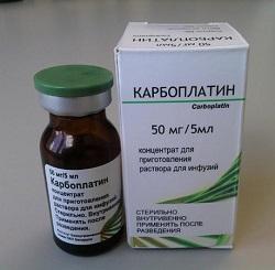 Carboplatin-Konzentrat