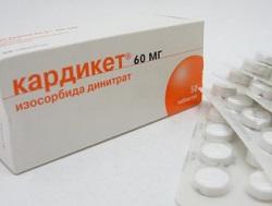 Cardicet 60 mg