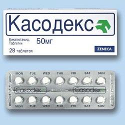 Casodex Tabletten 50 mg