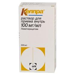 Keppra Lösung zum Einnehmen