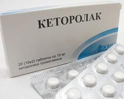 Ketorolac Tabletten