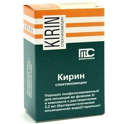 Antibiotikum Kirin