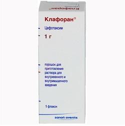 Antibiotika Klaforan