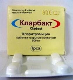 Clarbact Tabletten