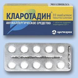 Klarotadin Tabletten