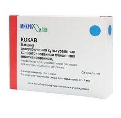 Kokav-Impfstoff