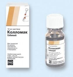 Kollomak-Lösung