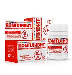 Vitamine Complivit