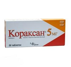 Coraxan 5 mg