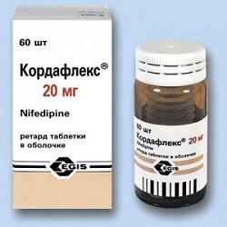 Kordaflex 20 mg