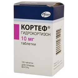 Cortef Tabletten 10 mg
