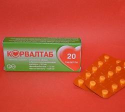 Corvaltab Tabletten