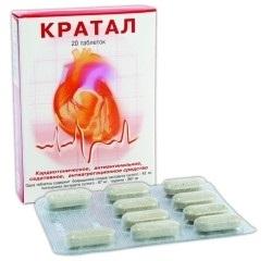 Tabletten Kratal