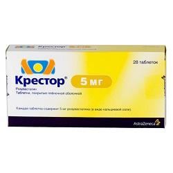 Crestor Tabletten 5 mg