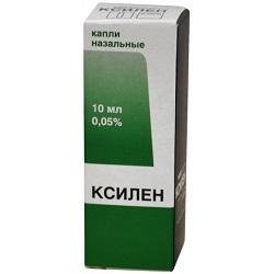 0,05% Nasentropfen Xylol