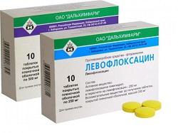 Levofloxacin Tabletten