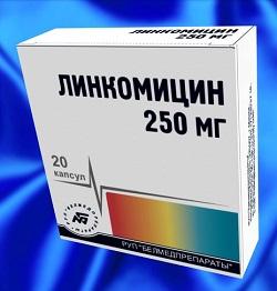 Lincomycin Kapseln