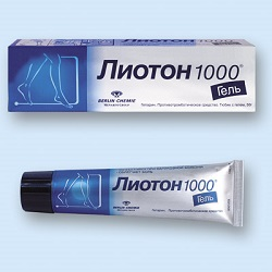 Gel lioton 1000