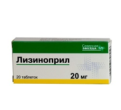 Lisinopril Tabletten 20 mg