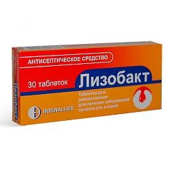 Lizobact Tabletten