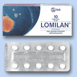 Lomilan Tabletten