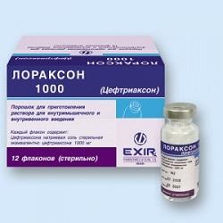 Loraxon 1000 mg