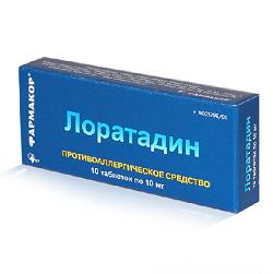 Loratadin Tabletten