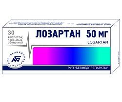 Lozartan Tabletten