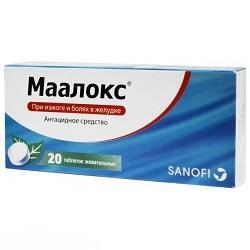 Maalox Tabletten