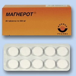 Magnerot Tabletten