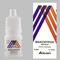 Maxitrol Augentropfen