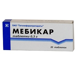 Mebicar Tabletten
