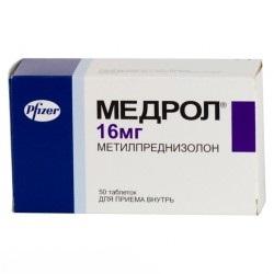 Medrol Tabletten 16 mg